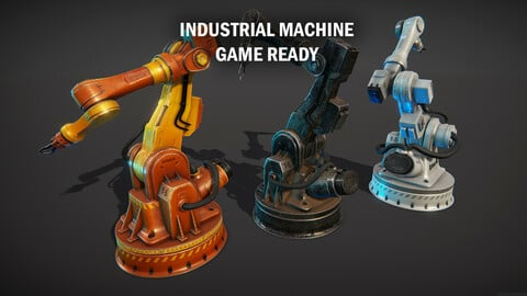 Industrial machine