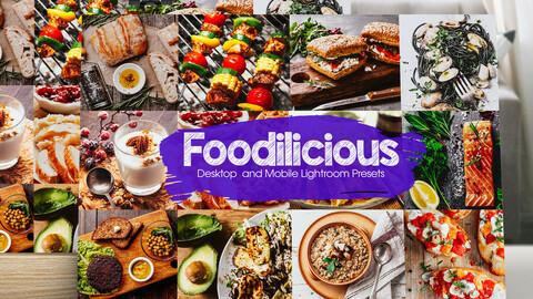 Foodilicious Lightroom Presets