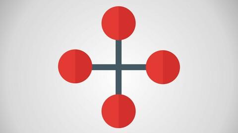 Vector Link Building Icon
