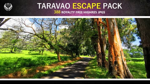 TARAVAO ESCAPE PACK