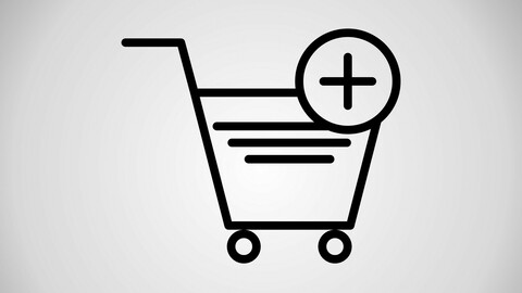 Vector Add to Cart Icons