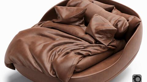 Martian bed