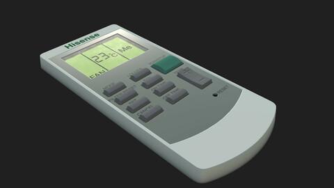 Air Conditioner Remote Control - %100 Substance Designer