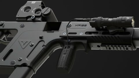 Kriss Vector Gen 2 Sub-D
