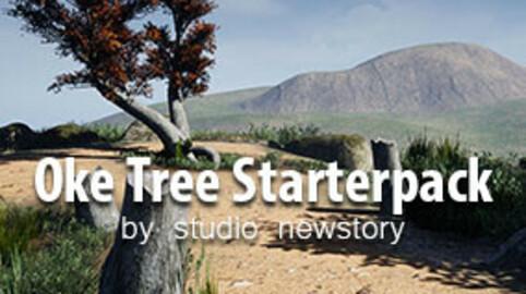 Oke Tree Starterpack_UE4