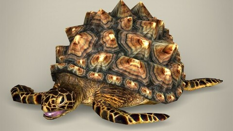 Game Ready Mountain Tortoise