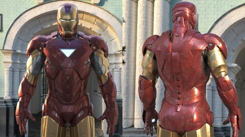 Ironman Mark 6