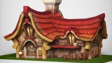 Fantasy Sweet House