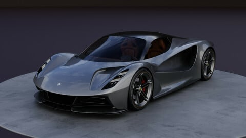 LOTUS EVIJA -a limited production electric sport car