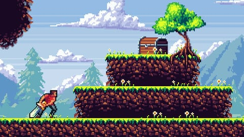 Pixel Art for Games