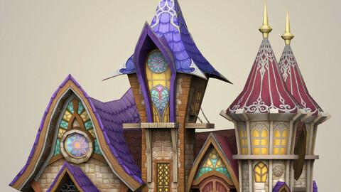 Game Ready Fantasy King House