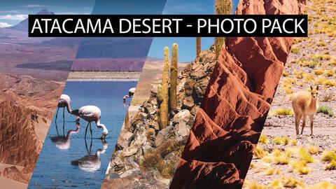 ATACAMA DESERT - PHOTO PACK