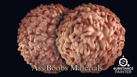 Ass Boobs Marerials