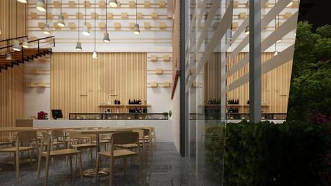 Architecture | Interior Design for Shop #2 || Alpha Studios 🐪