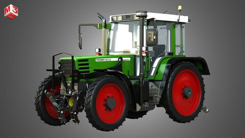 Favorit 511C Farming Vehicle