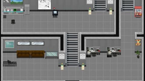 Pokemon lab full Tile for ur games