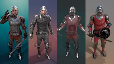 TAB Medieval Knight - 6
