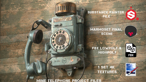 Mine_TelePhone_project_files