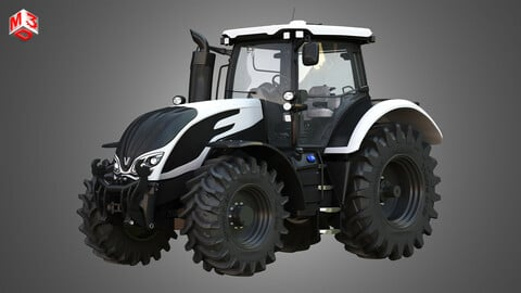 S SERIES TRACTOR