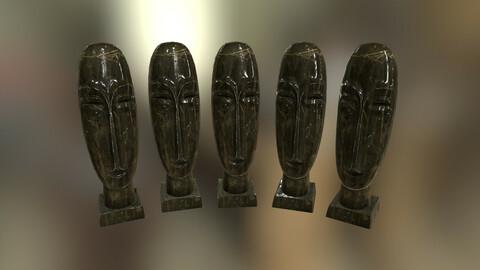 Figurine Head V2