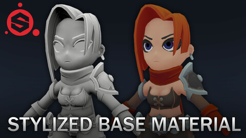 STYLIZED BASE MATERIAL