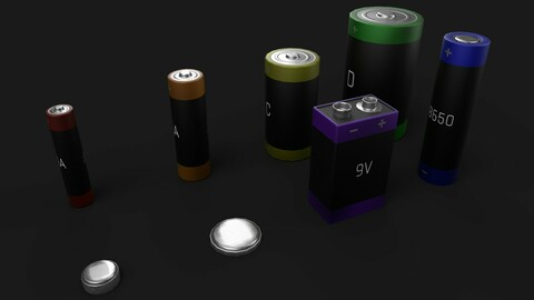 ModProp Battery Collection