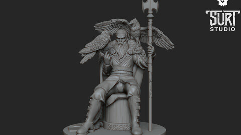 Odin (printable)