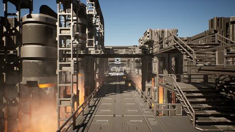 Sci-Fi Factory
