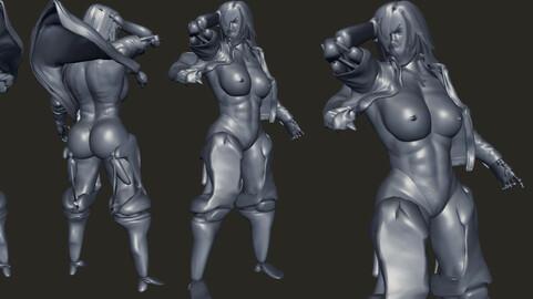 Cyborg Woman 2