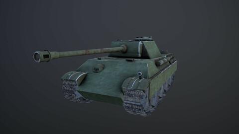 Tank Panzerkampfwagen V Panther