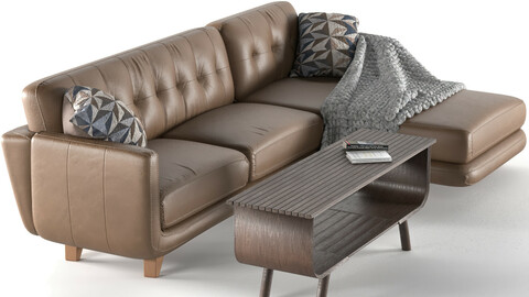 Elva Sectional Couch