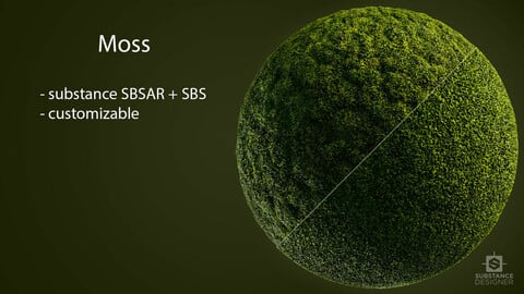 Moss Substance