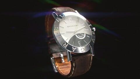 Wrist watch - Bvlgari Armbanduhr