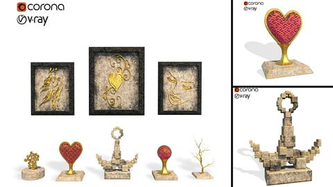 Decorative set vol 2