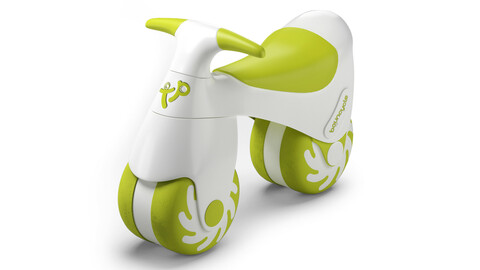 Bouncycle bicycle-kids toy