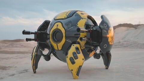 Robot ball