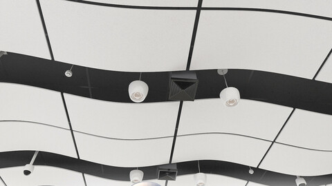 Armstrong acoustic ceiling