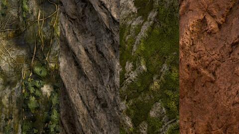 Cliff|Rock Materials - FREE sbsar