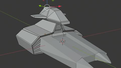 Black Bull 3D model