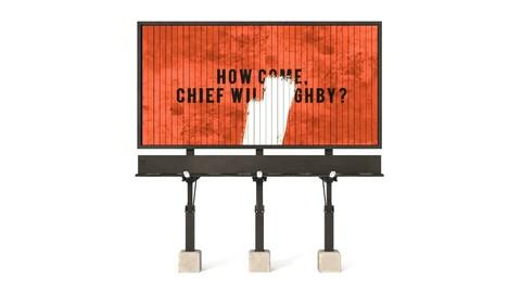 Illuminated Billboard 3P