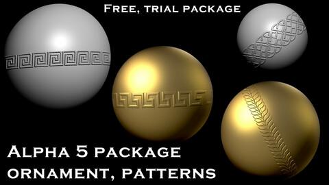 Free, trial package