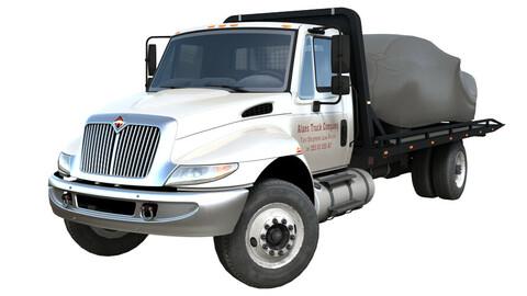 International Durastar tow truck PBR