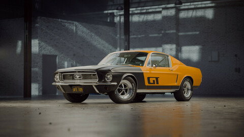 1968 Muscle Car