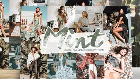 Mint Lightroom Presets
