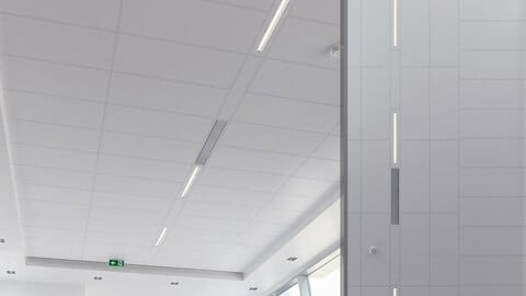 Ceiling system Armstrong