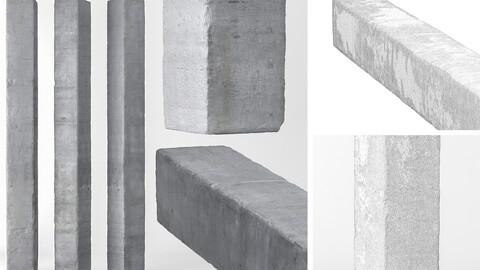 Column concrete