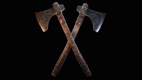 Axe - viking axe- Dane axe