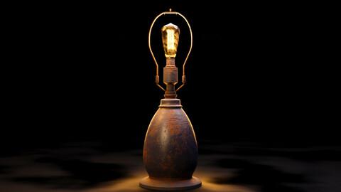 Lamp old lamp