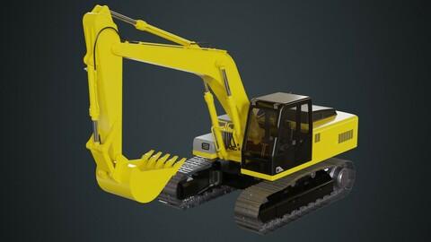 Excavator 1A