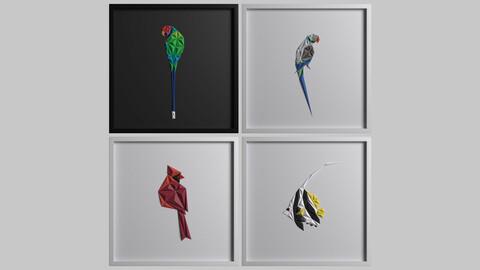 Paper Art Work 07